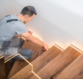 installer son escalier par un professionnel
